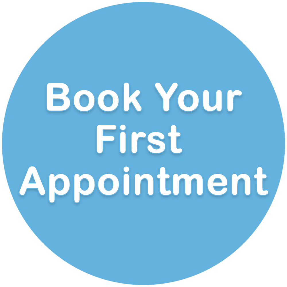Book your first appointment