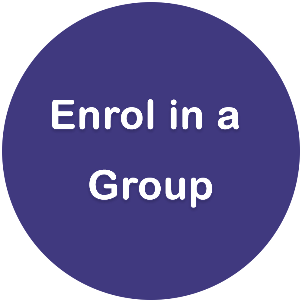 Enrol in a group