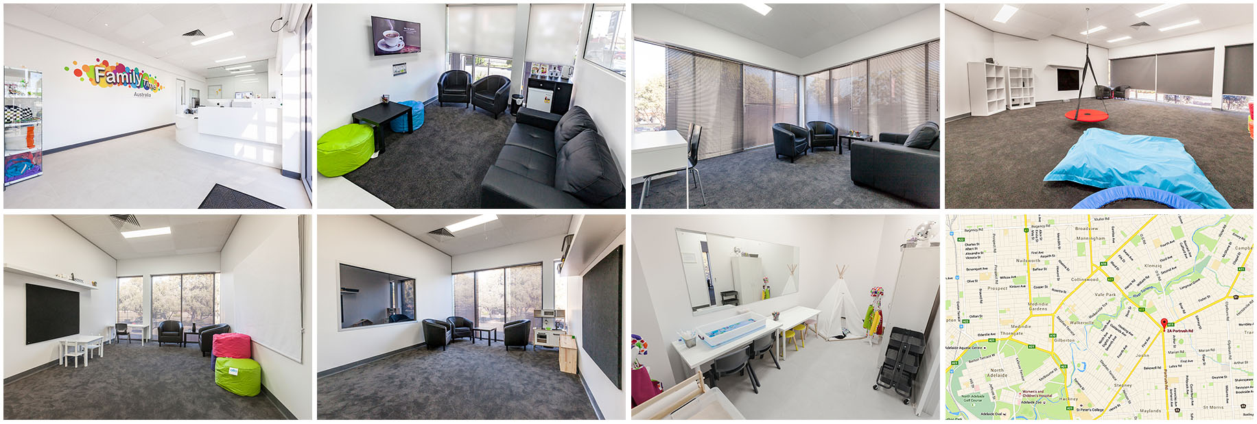 Family Time Australia Therapy rooms